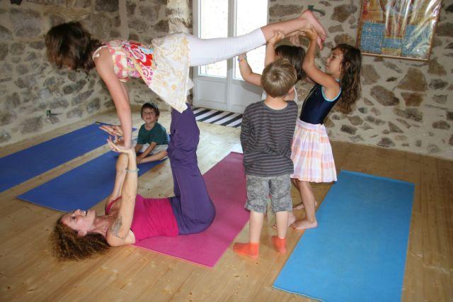 récré yoga